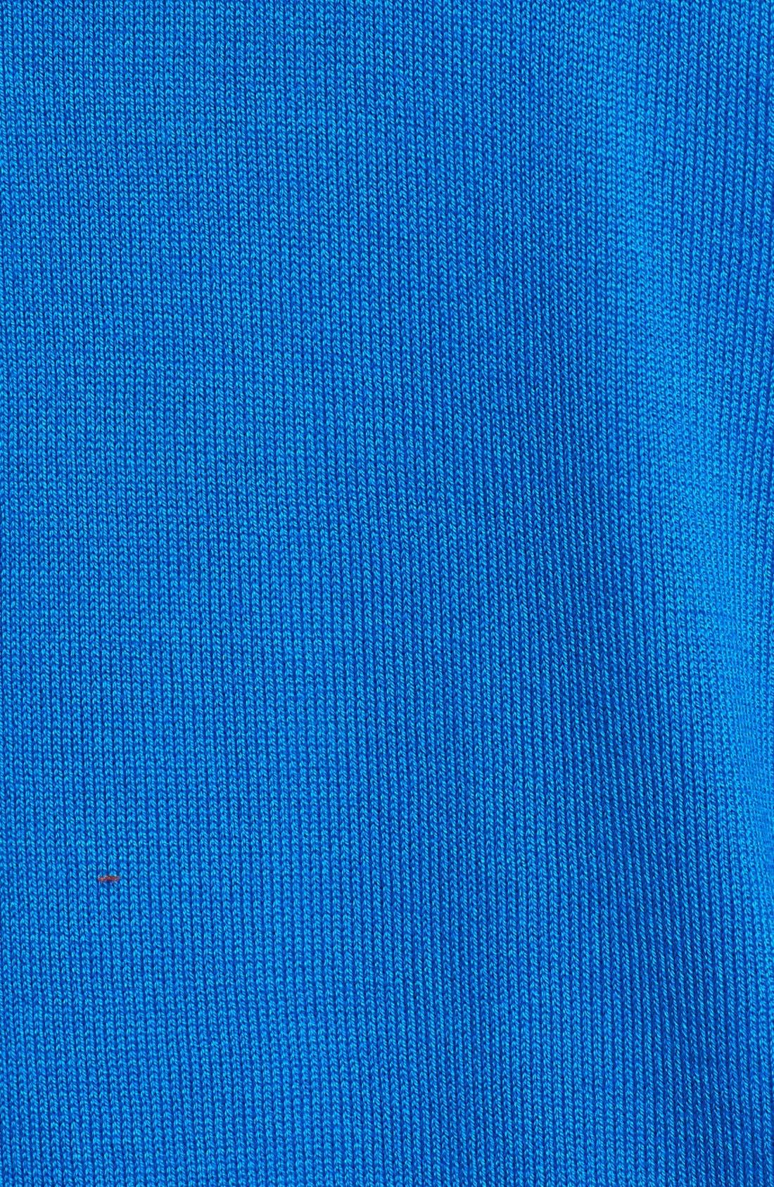 Alternate Image 3  - Paul & Shark Classic Fit Quarter Zip Sweater