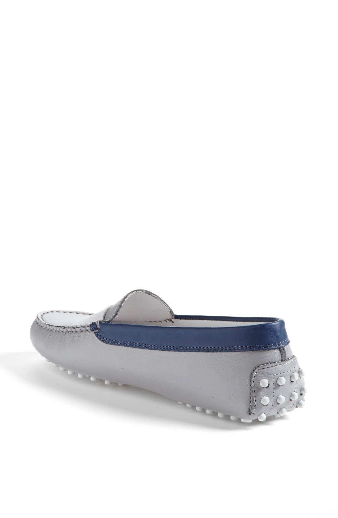 Alternate Image 2  - Tod's 'Gommini' Colorblocked Leather Driving Moccasin