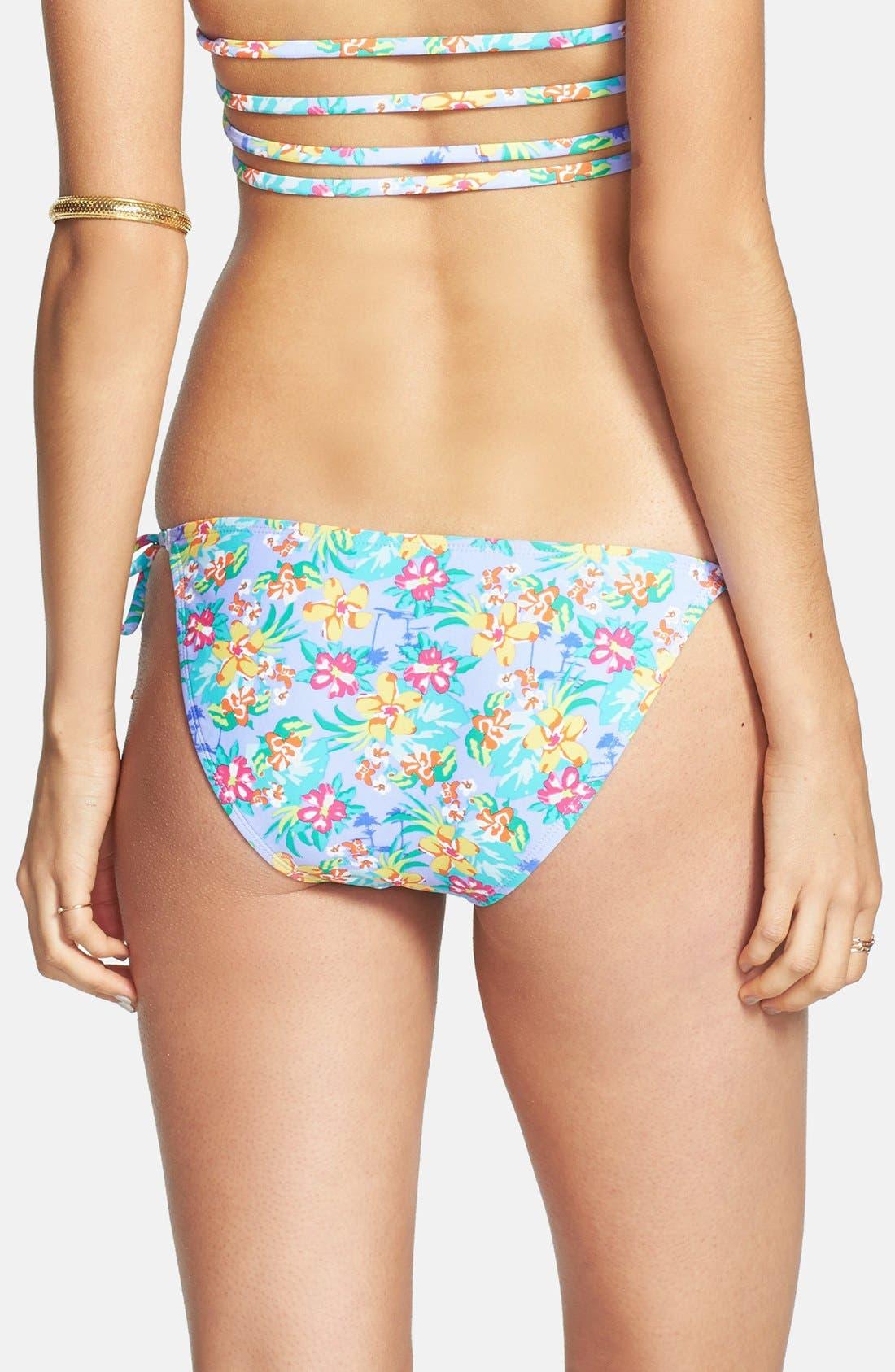Alternate Image 2  - BP. Undercover Side Tie Bikini Bottoms (Juniors)