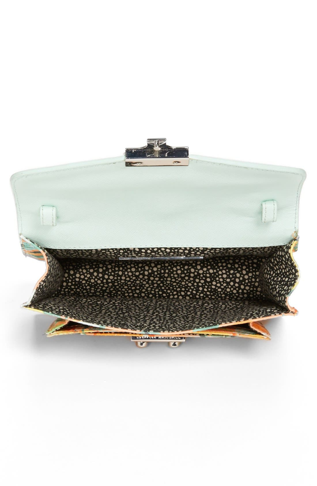 Alternate Image 2  - Loeffler Randall 'Rider - Mini' Leather Crossbody Bag