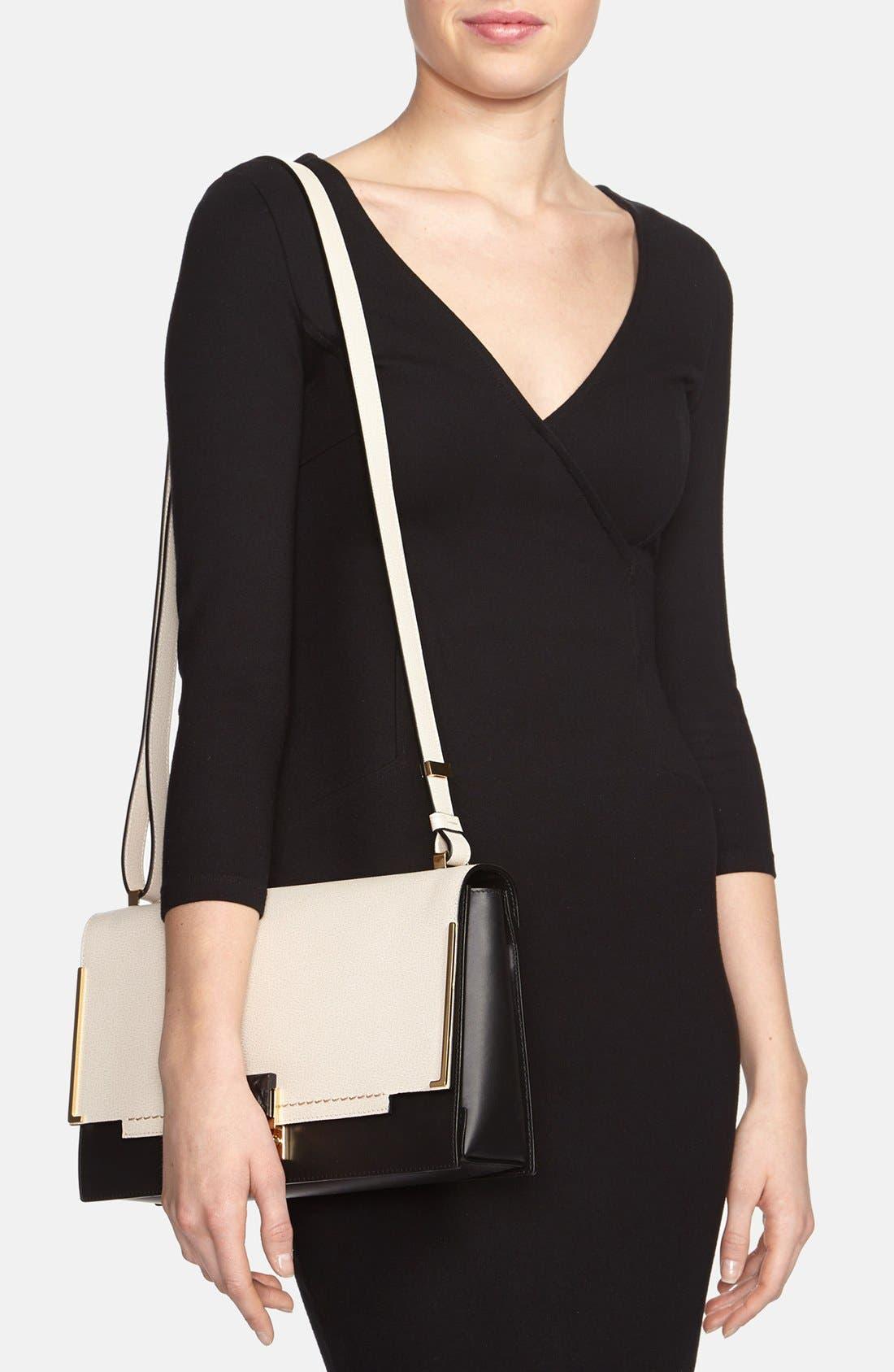 Alternate Image 2  - Lanvin 'Medium Partition' Shoulder Bag