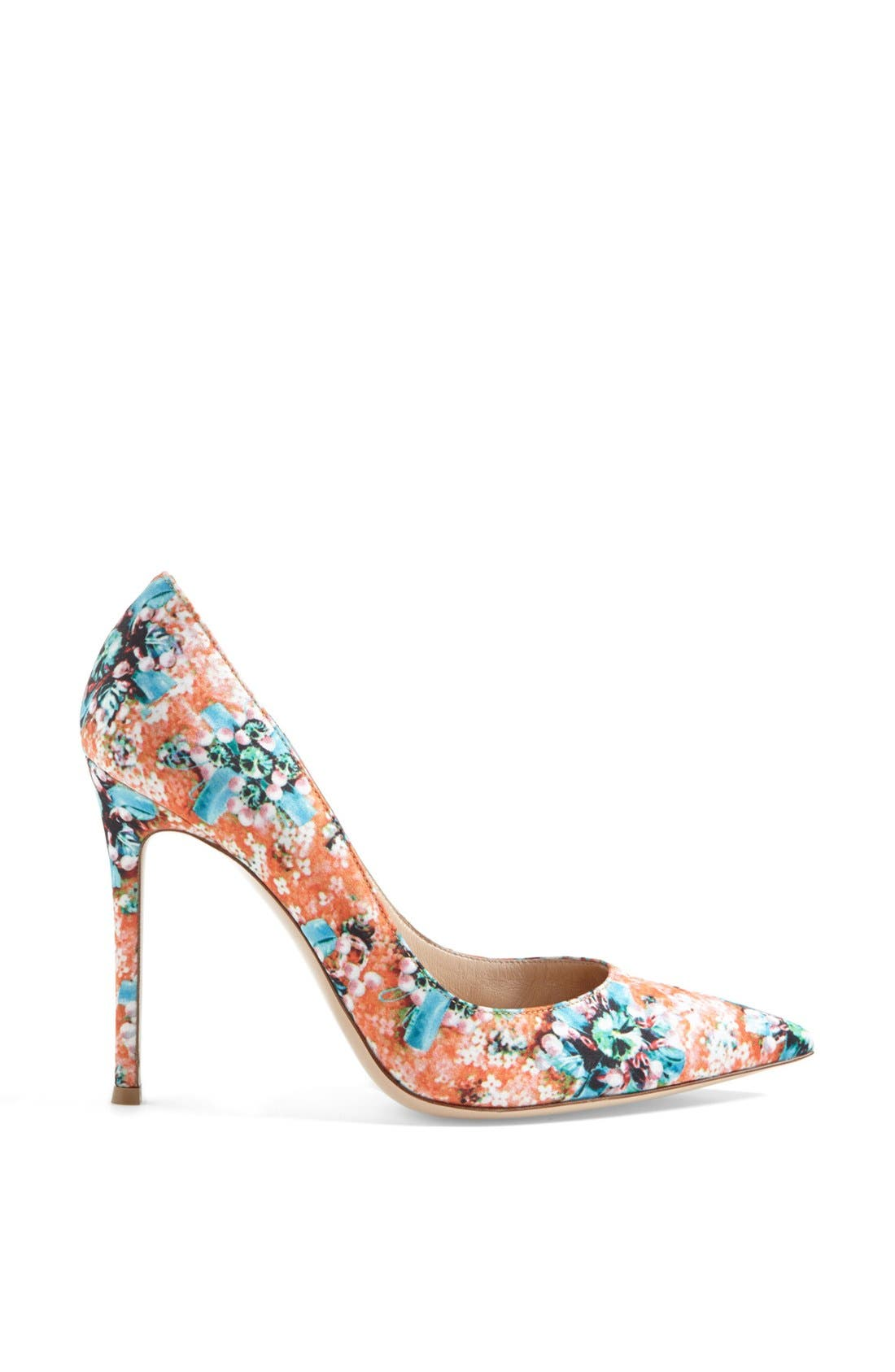Alternate Image 4  - Mary Katrantzou 'Lisa' Pump