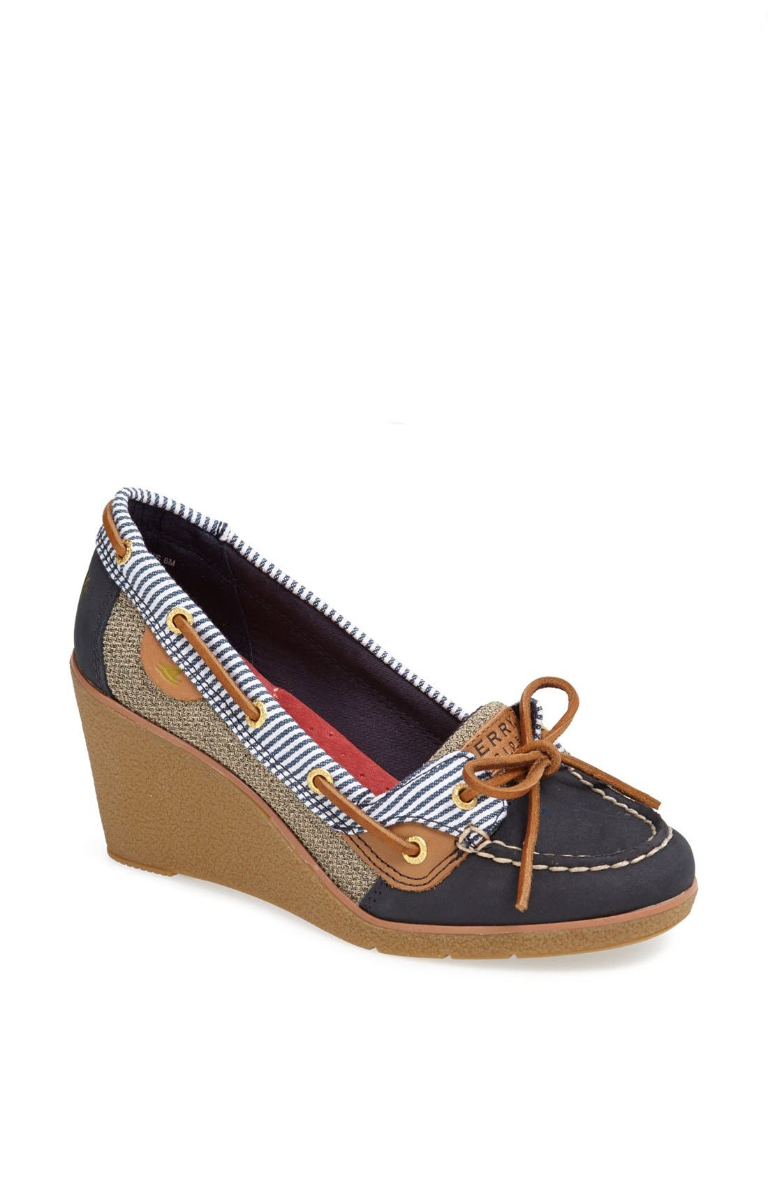 Main Image - Sperry Top-Sider® 'Goldfish' Wedge (Nordstrom Exclusive)