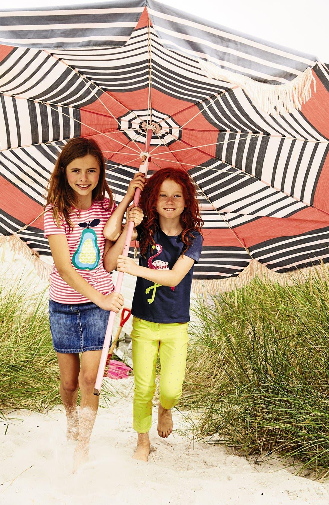 Alternate Image 2  - Mini Boden 'Retro' Print Tee (Toddler Girls, Little Girls & Big Girls)(Online Only)