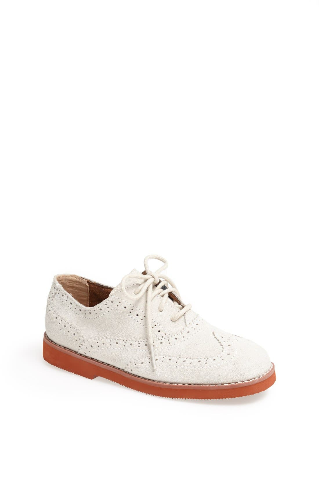 Florsheim 'No String' Wingtip Oxford (Toddler, Little Kid & Big Kid)