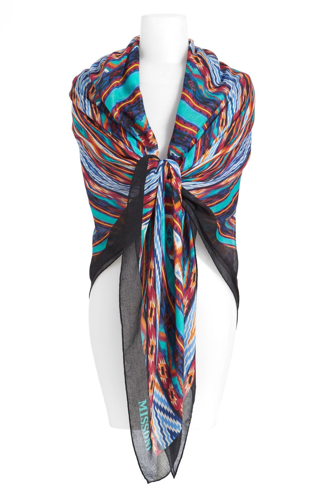 Alternate Image 1 Selected - Missoni Stripe Shawl