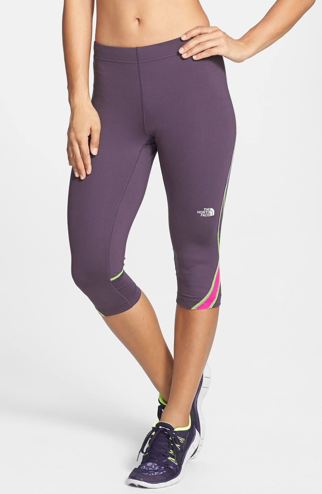 Alternate Image 1 Selected - The North Face 'GTD' VaporWick® Performance Capri Tights