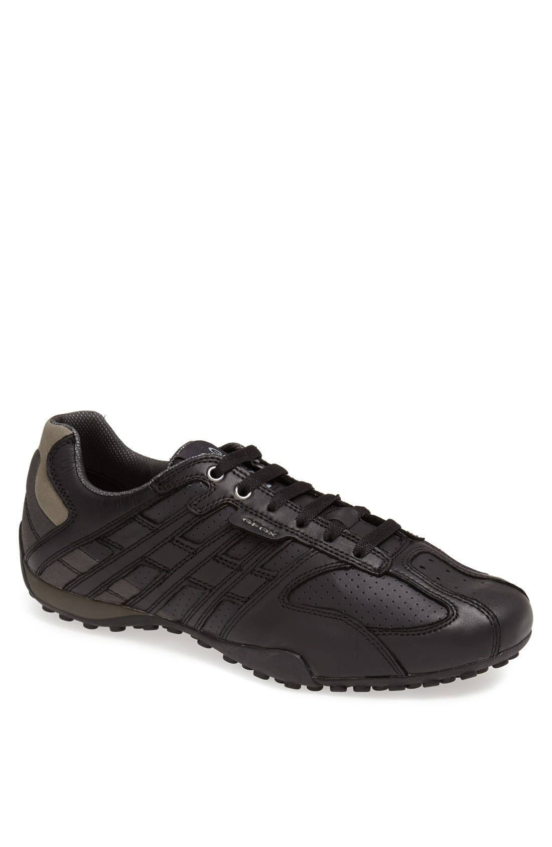 'Snake 92' Sneaker,                         Main,                         color, Black