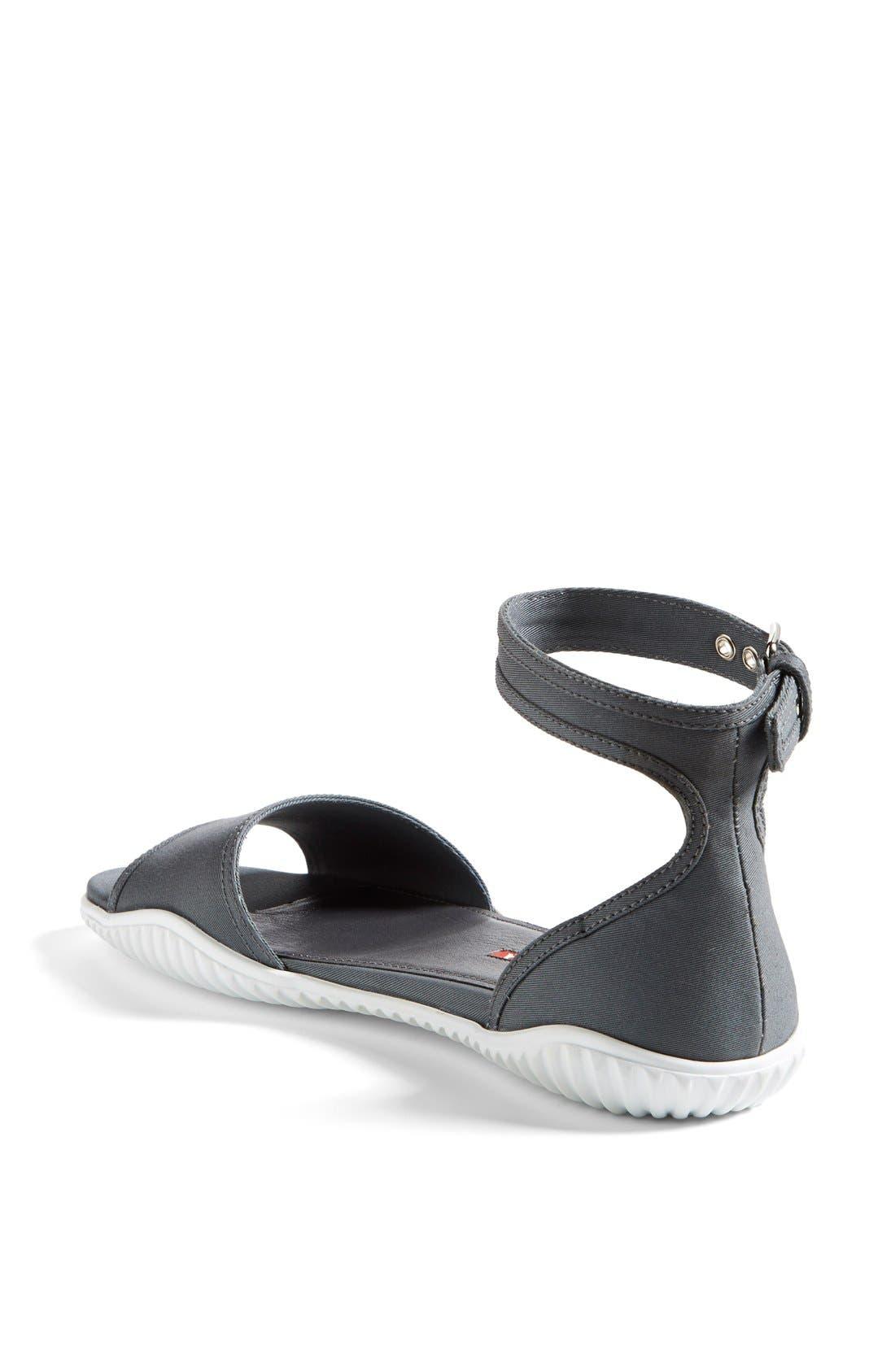 Alternate Image 2  - Prada Ankle Strap Sport Sandal