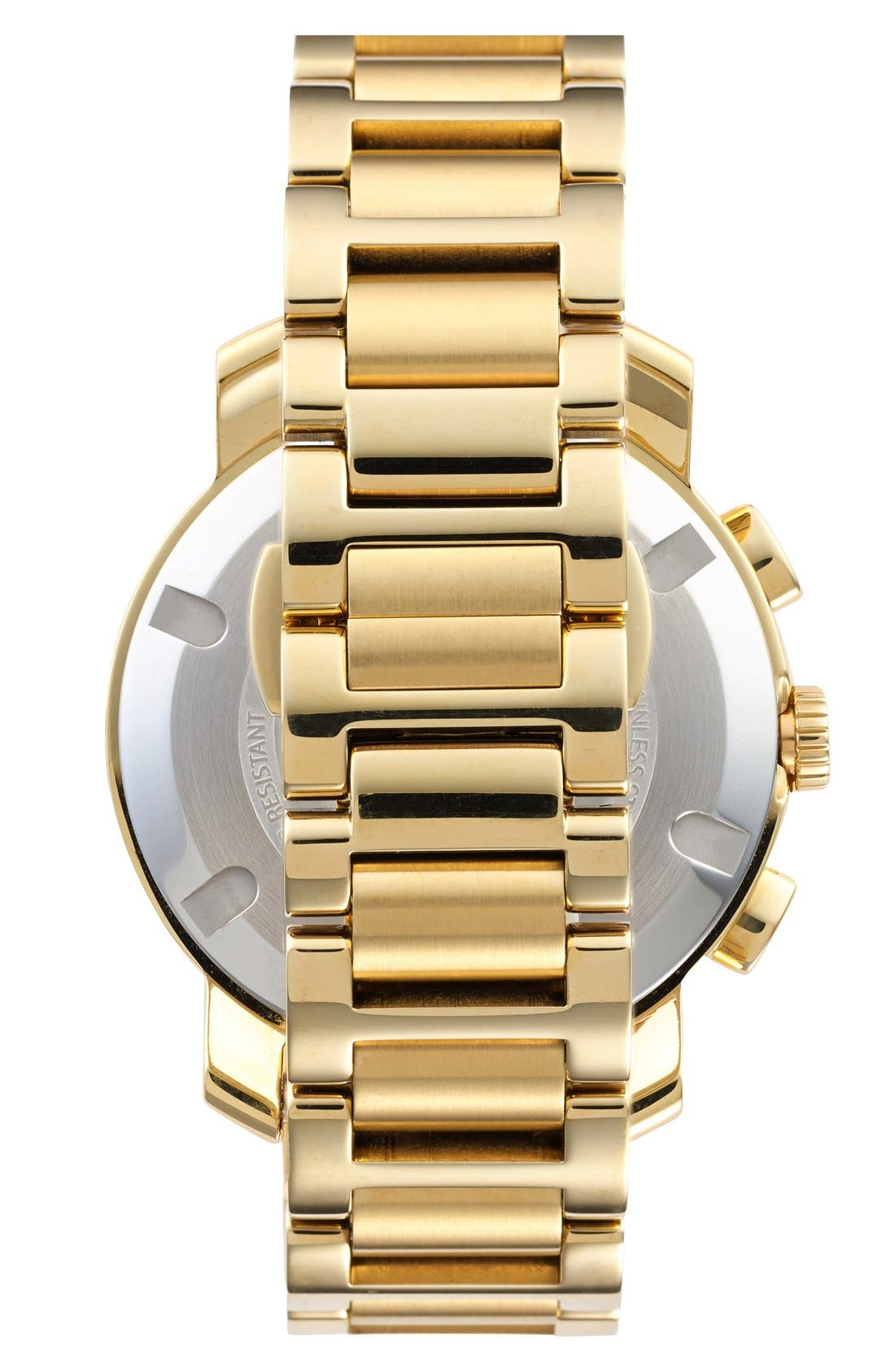 Alternate Image 2  - Movado 'Bold' Chronograph Bracelet Watch, 40mm