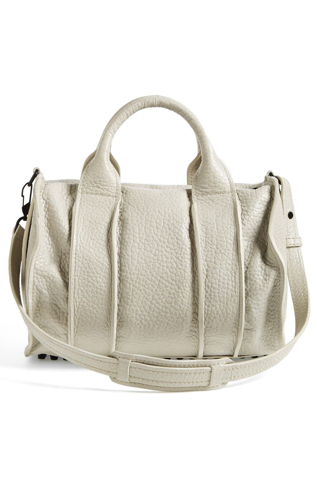 Alternate Image 4  - Alexander Wang 'Rocco - Inside Out' Leather Satchel