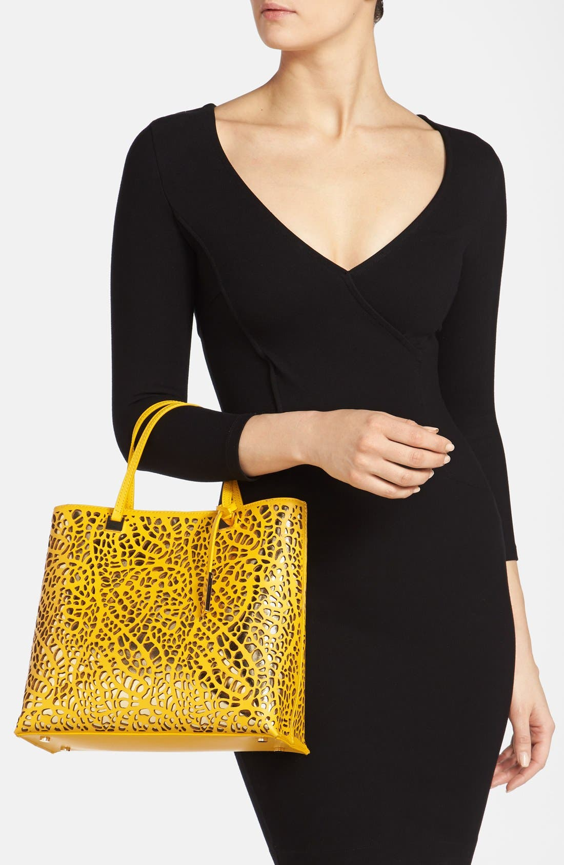 Alternate Image 2  - Ivanka Trump 'Julia' Perforated Handbag