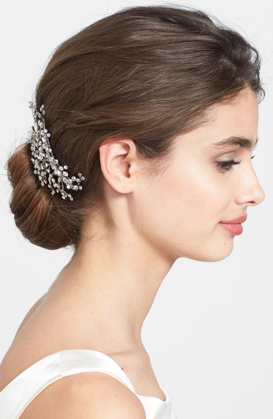 Alternate Image 1 Selected - Wedding Belles New York 'Brilliance' Hair Comb