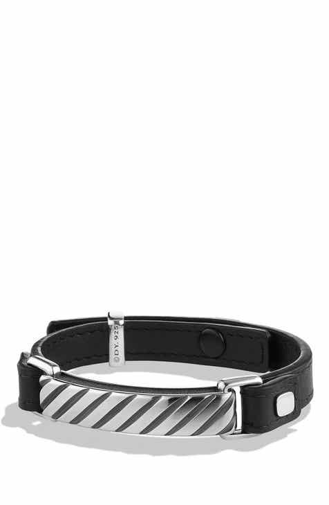 David Yurman Modern Cable Id Bracelet
