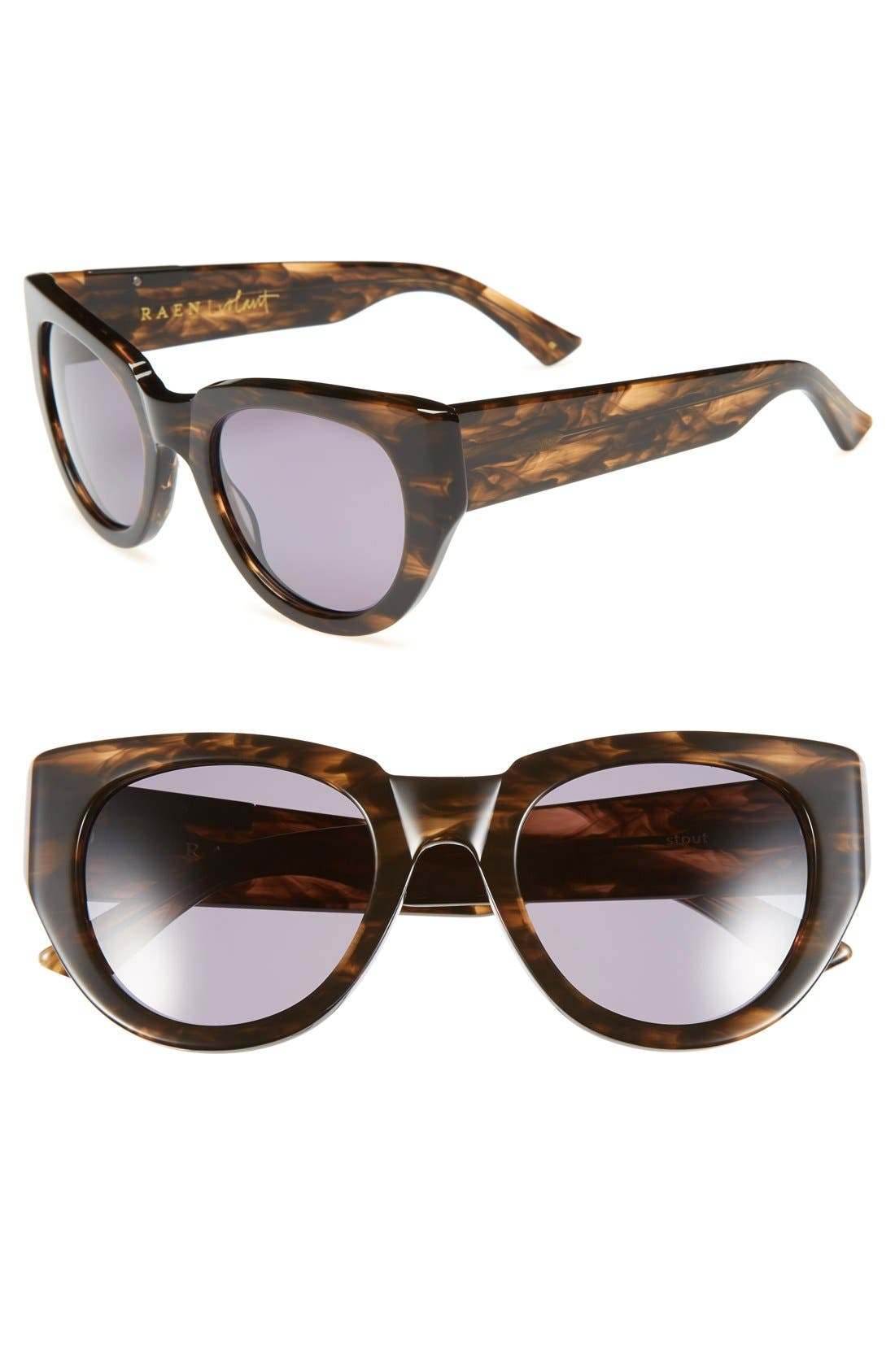 Alternate Image 1 Selected - RAEN 'Volant' 52mm Sunglasses
