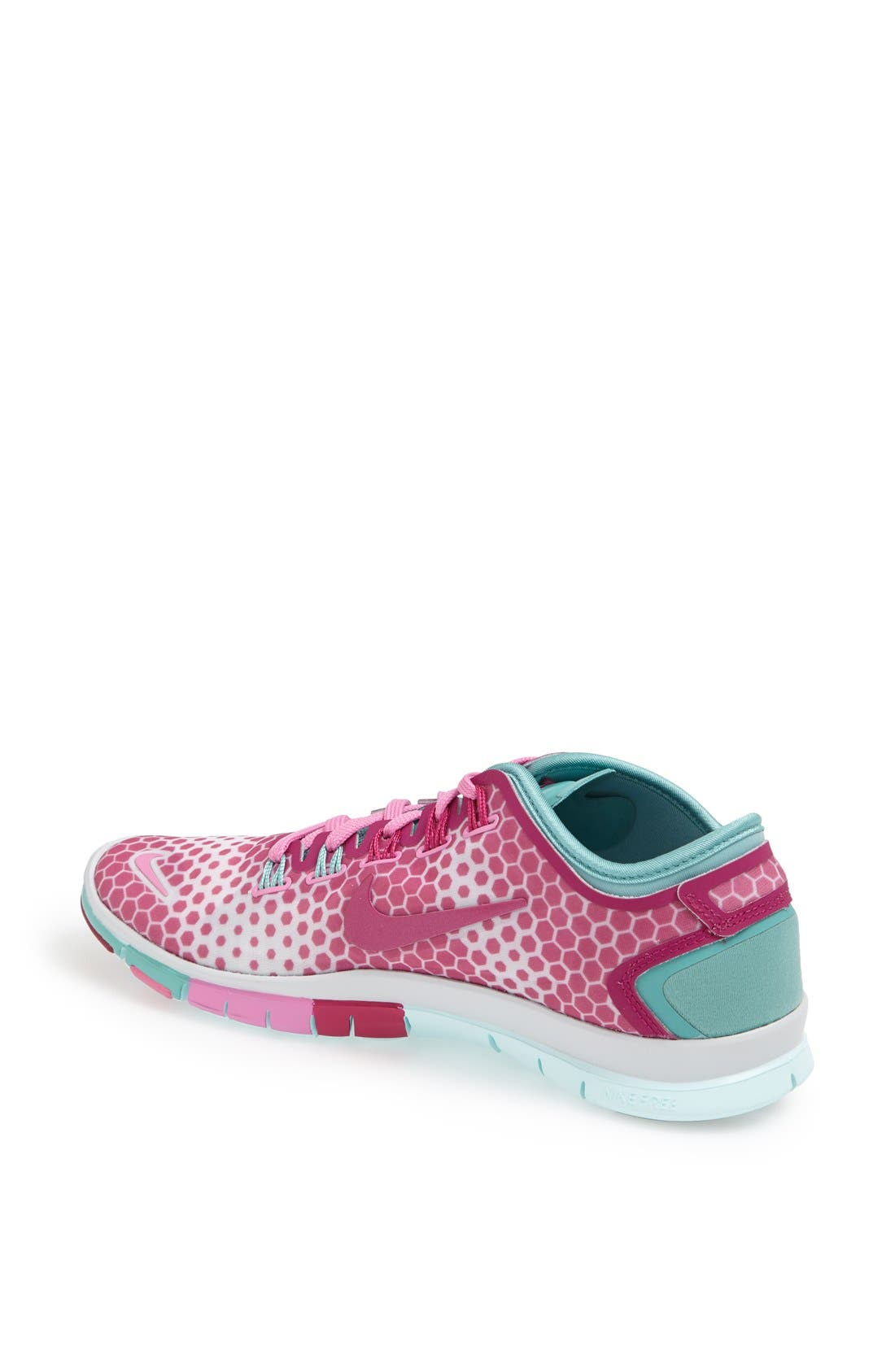 Alternate Image 2  - Nike 'Free TR Connect 2' Training Shoe (Women)