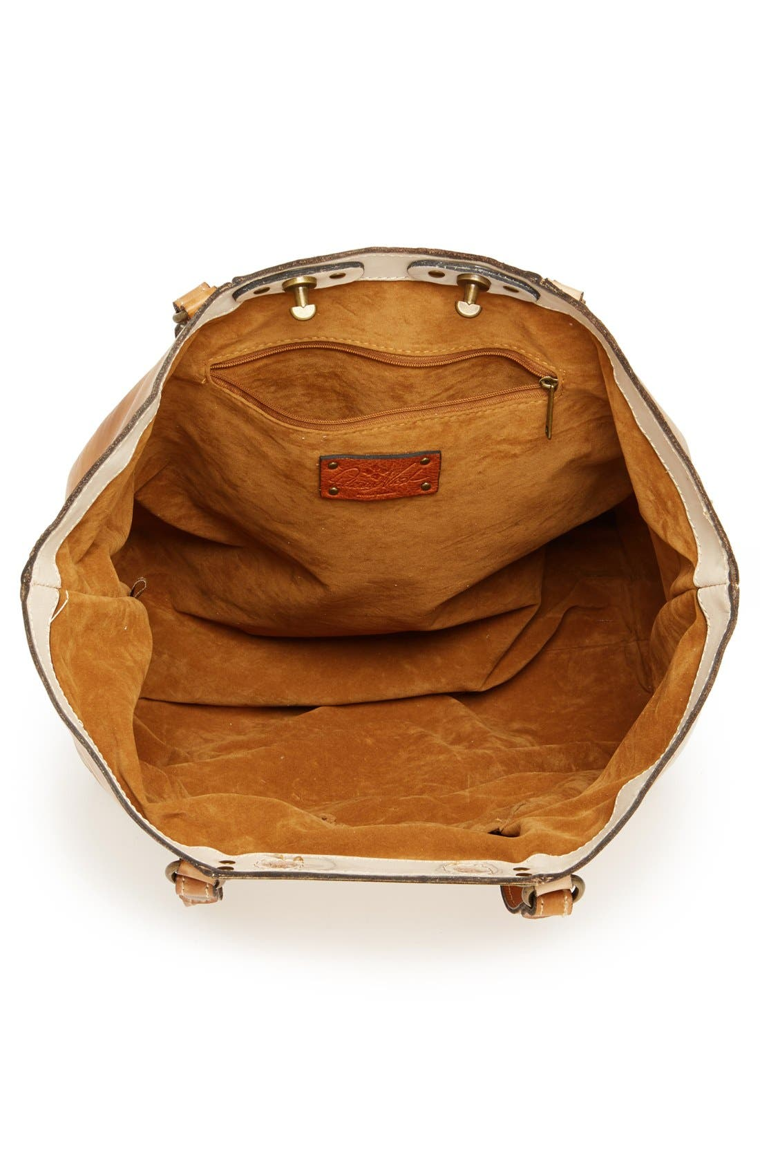 Alternate Image 4  - Patricia Nash 'Benvenuto' Leather Tote