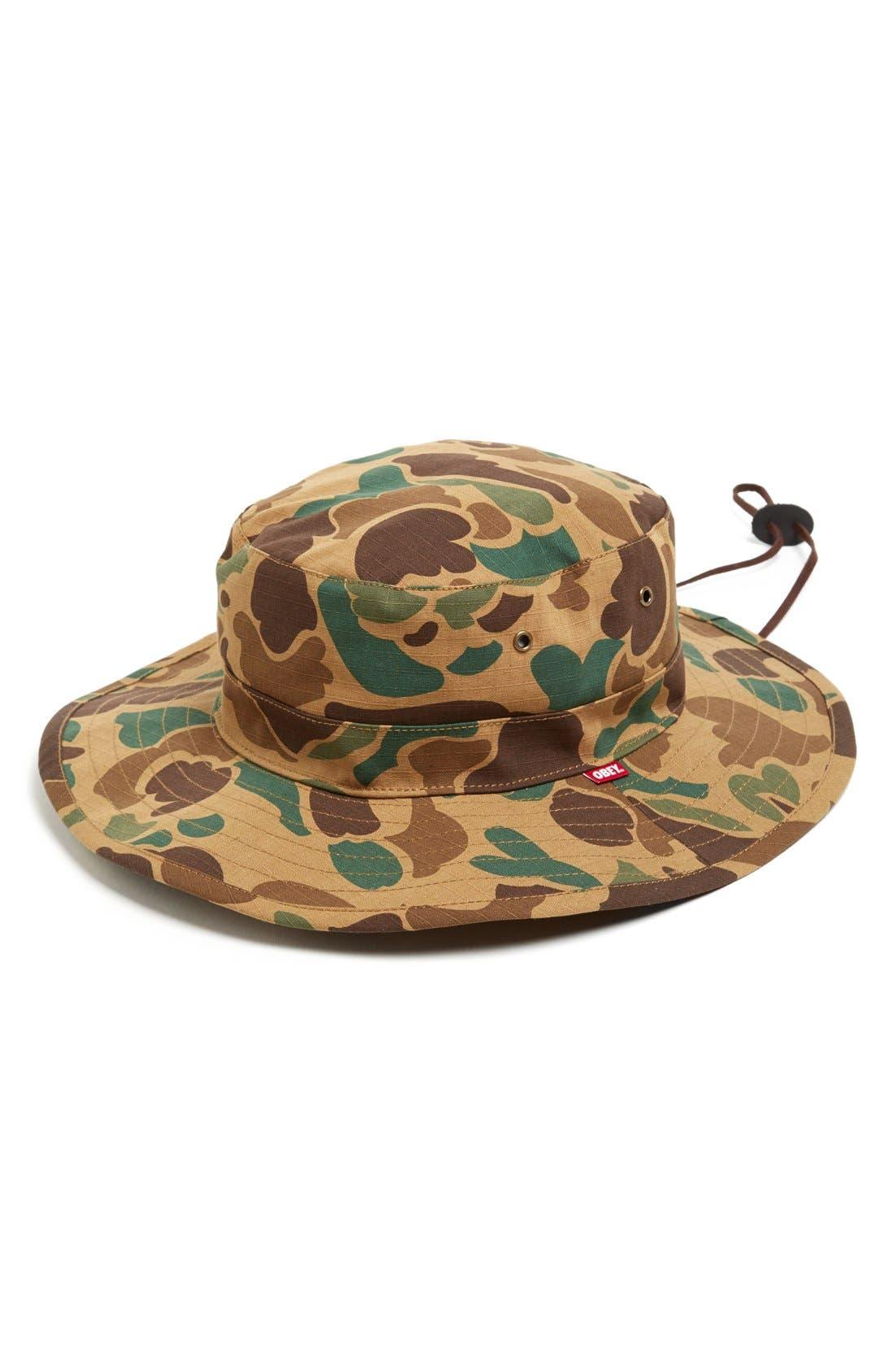 Main Image - Obey Bucket Hat