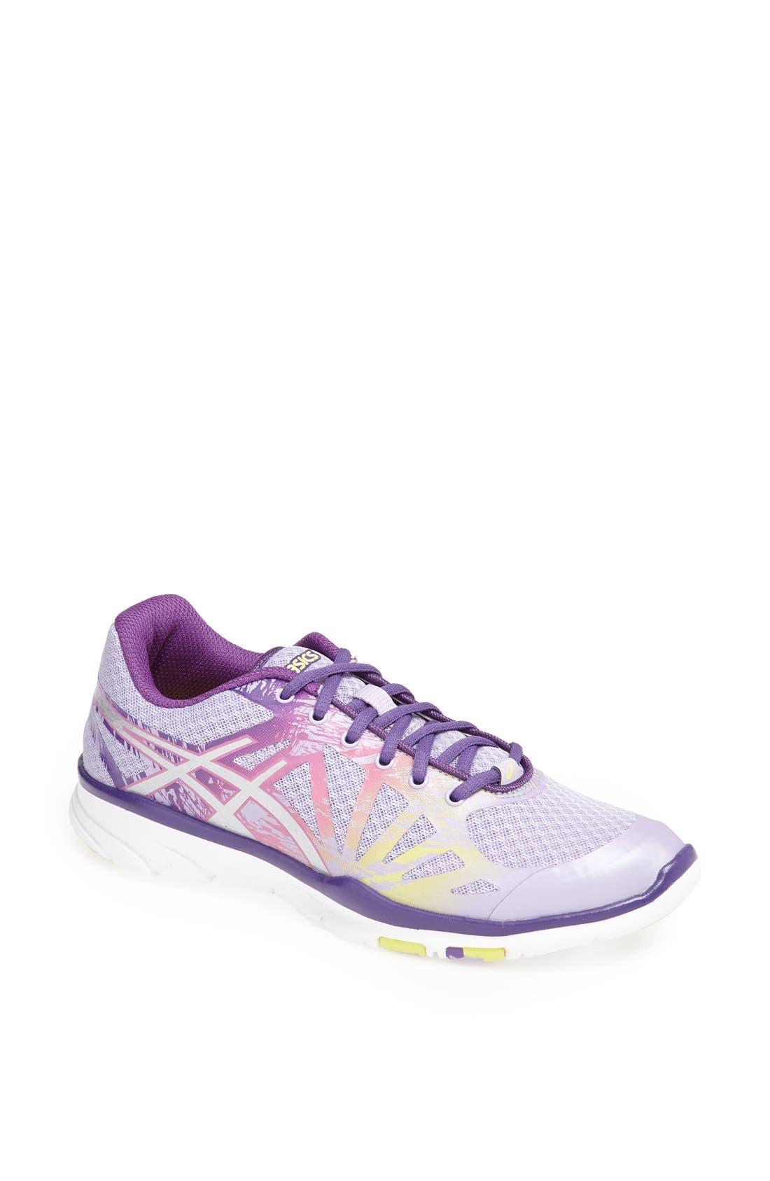 Alternate Image 1 Selected - ASICS® GEL-Harmony™ 2' Training Shoe (Women)