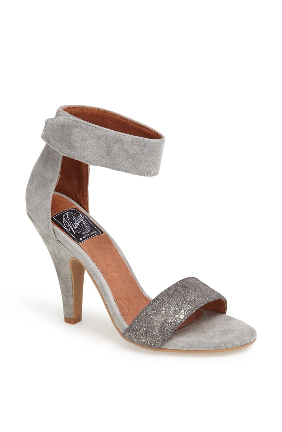 Alternate Image 1 Selected - Jeffrey Campbell 'Foxtrot' Sandal
