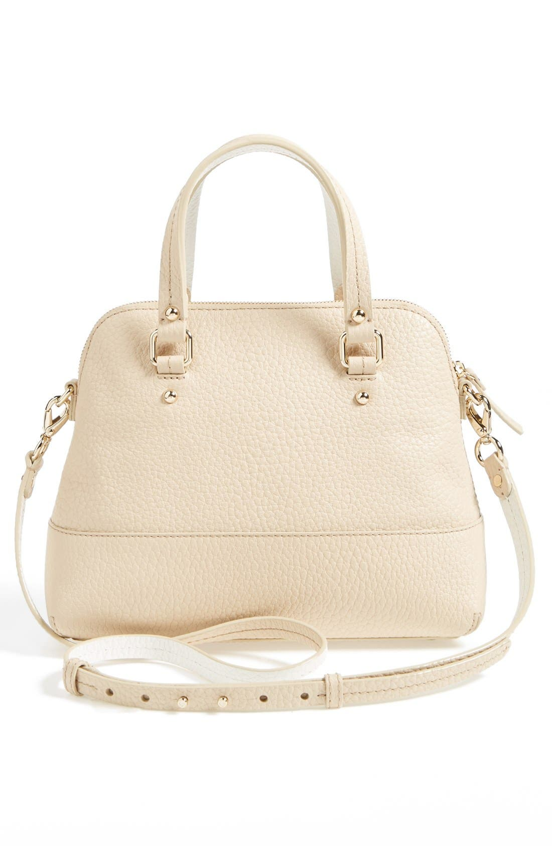 Alternate Image 4  - kate spade new york 'small grove court maise' leather satchel