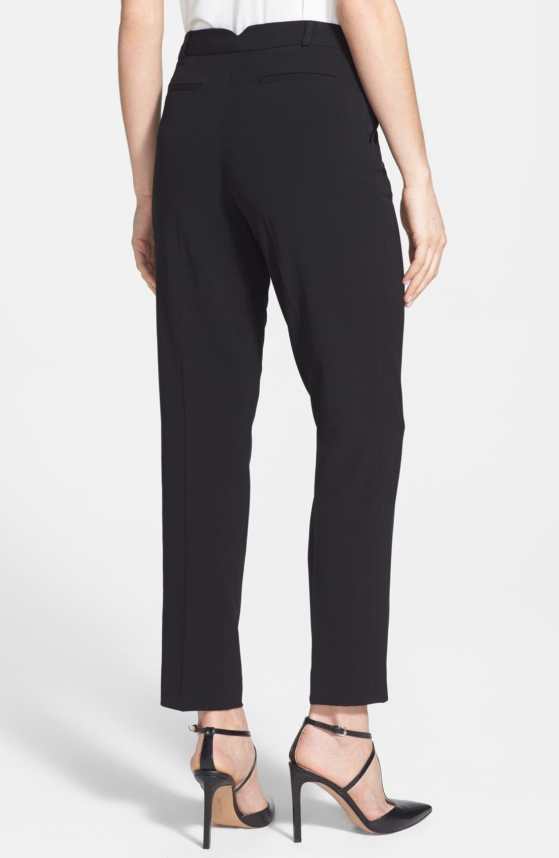 Alternate Image 2  - Anne Klein Skinny Pants