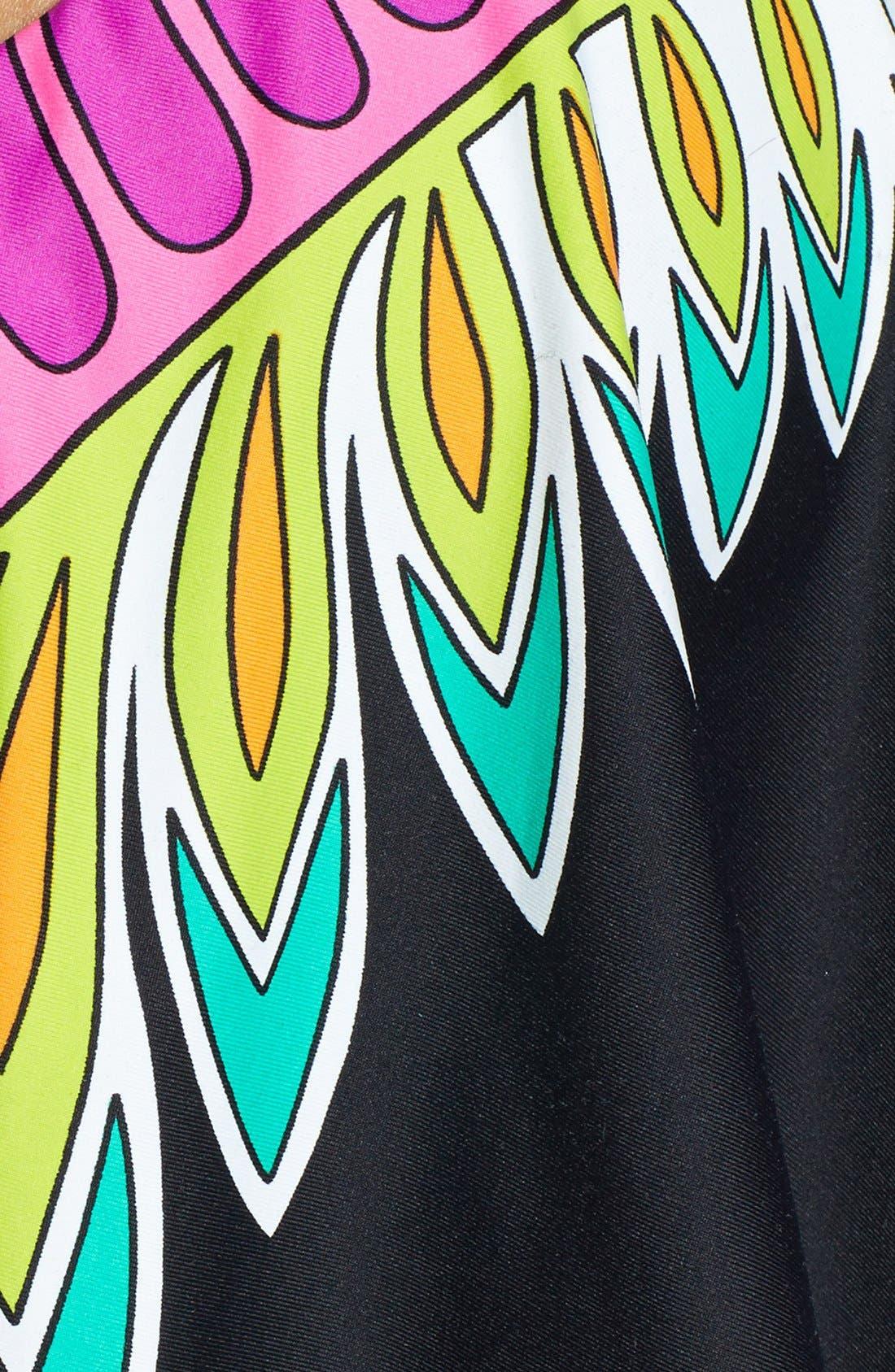 Alternate Image 5  - Trina Turk 'Plumas' Ruffle Bikini Top