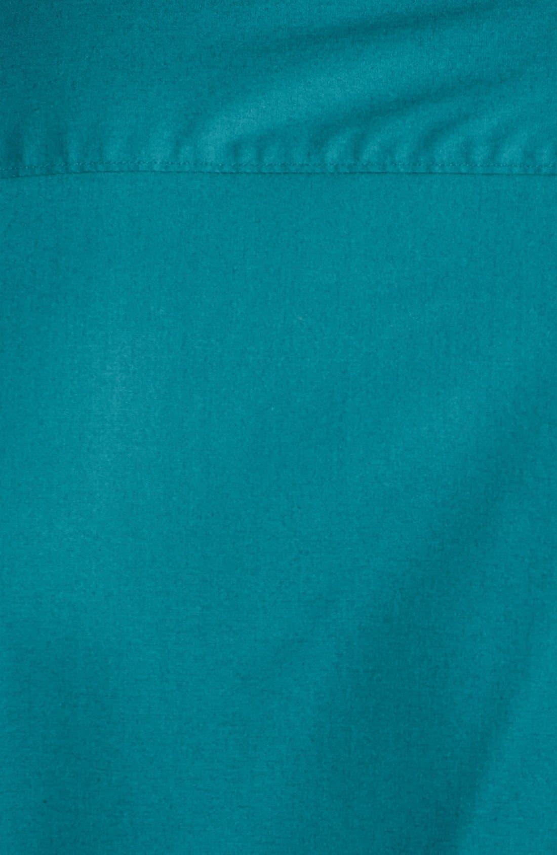 Alternate Image 3  - HUGO Slim Fit Short Sleeve Woven Sport Shirt