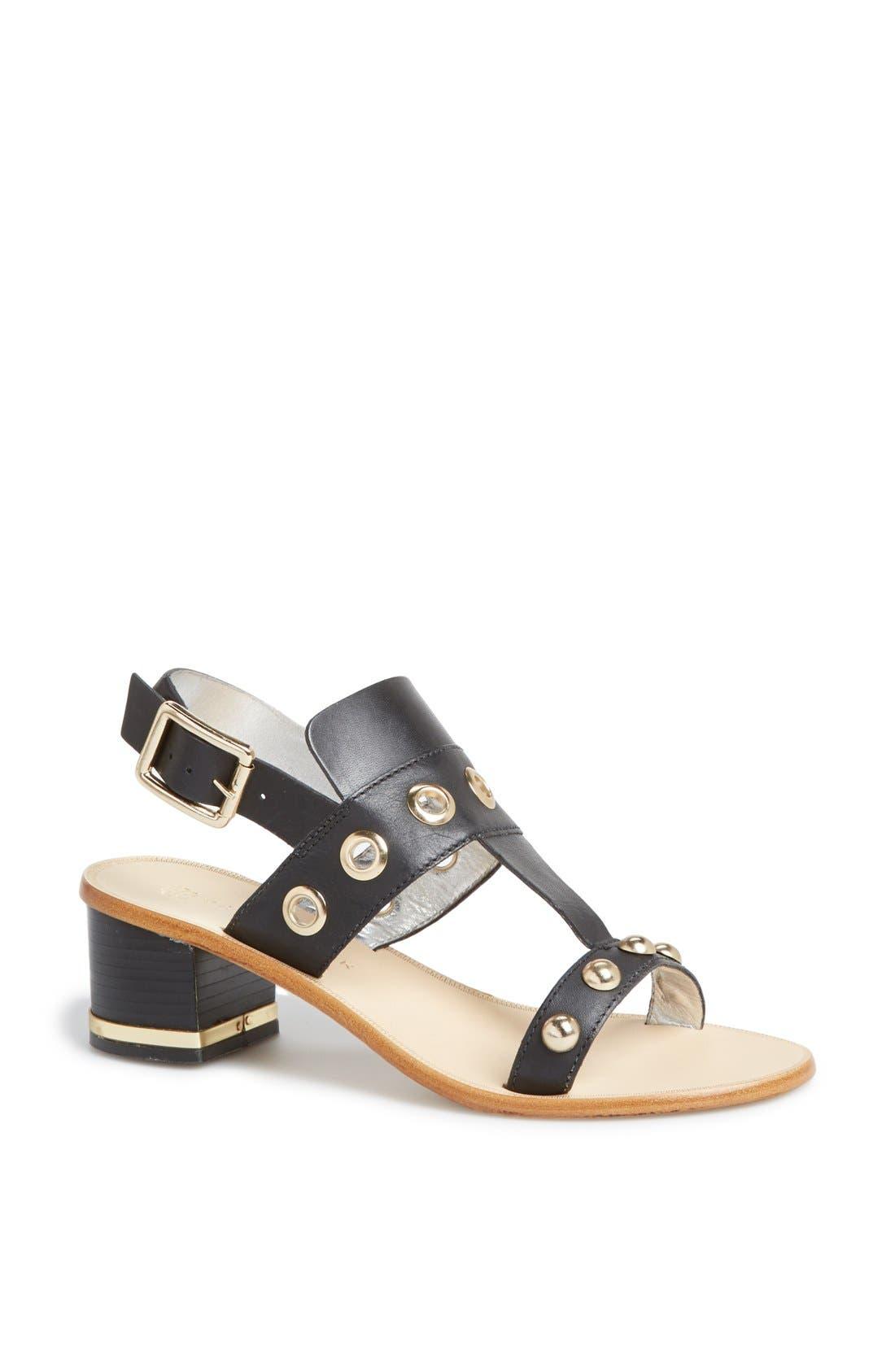 Alternate Image 1 Selected - Trina Turk 'Atwater' Studded Slingback Sandal