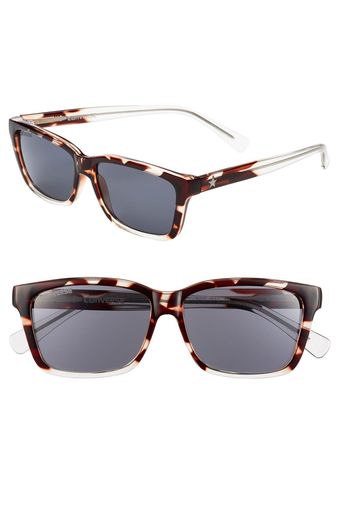 Alternate Image 1 Selected - Converse 'Front Man' 55mm Sunglasses
