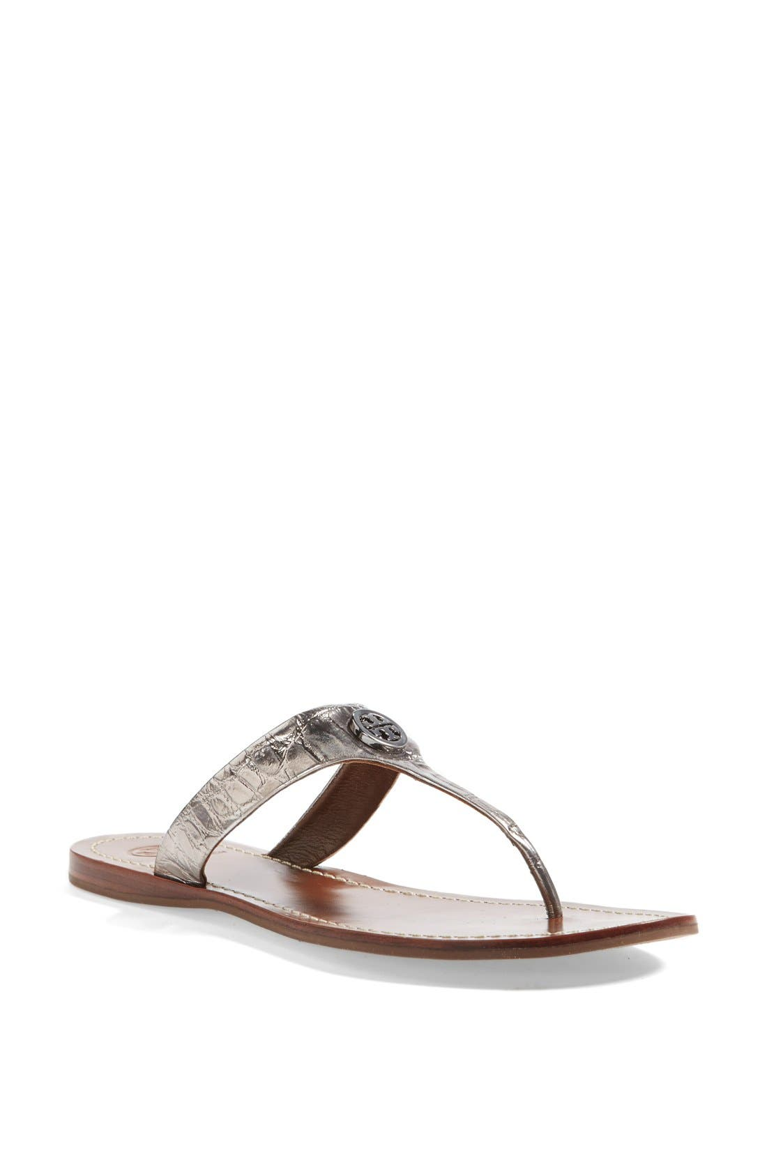 Alternate Image 1 Selected - Tory Burch 'Cameron' Sandal