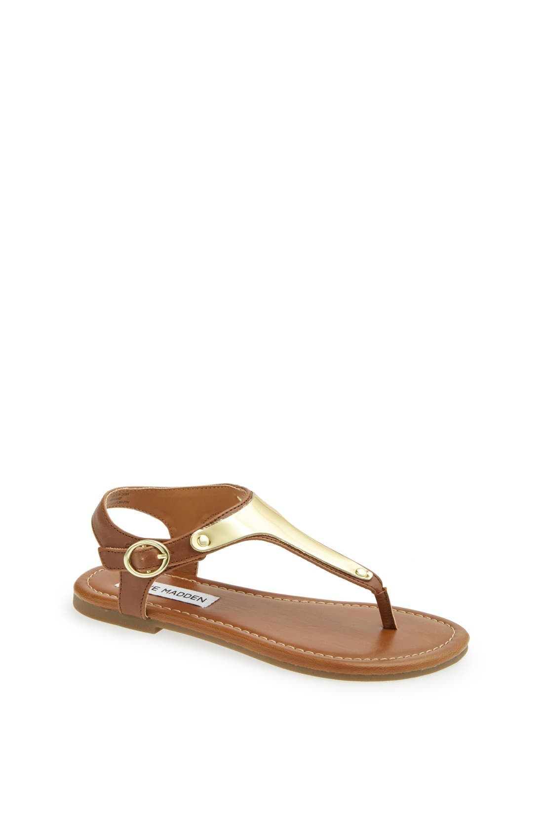 Alternate Image 1 Selected - Steve Madden 'Pseudo' Sandal (Little Kid & Big Kid)