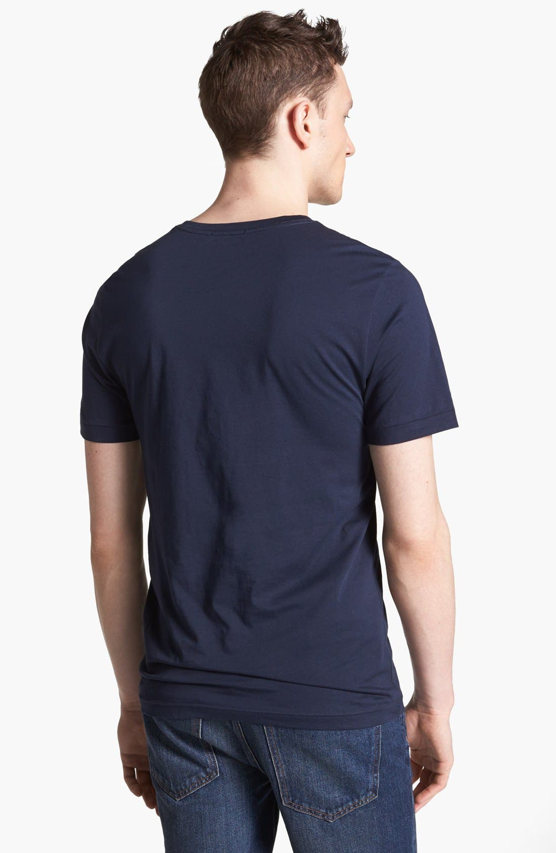 Alternate Image 2  - BLK DNM 'T-Shirt 3' Pima Cotton T-Shirt