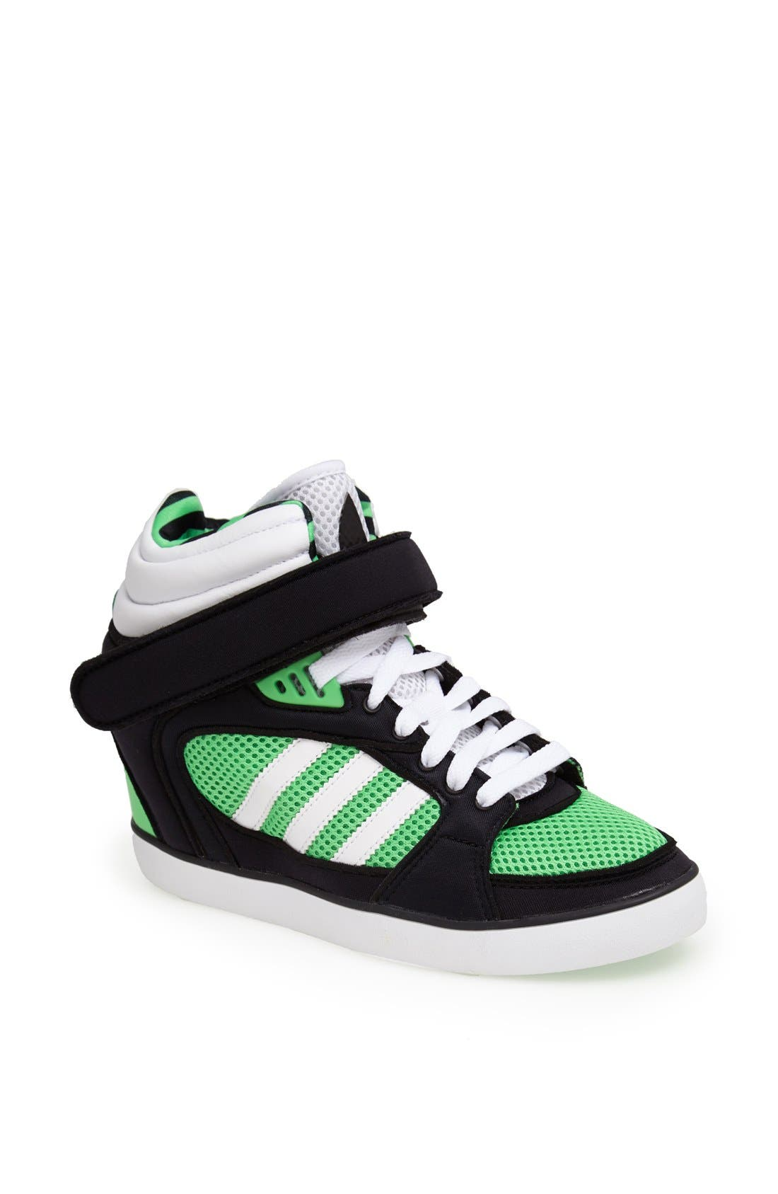 Alternate Image 1 Selected - adidas 'Amerlight' Wedge Sneaker (Women)