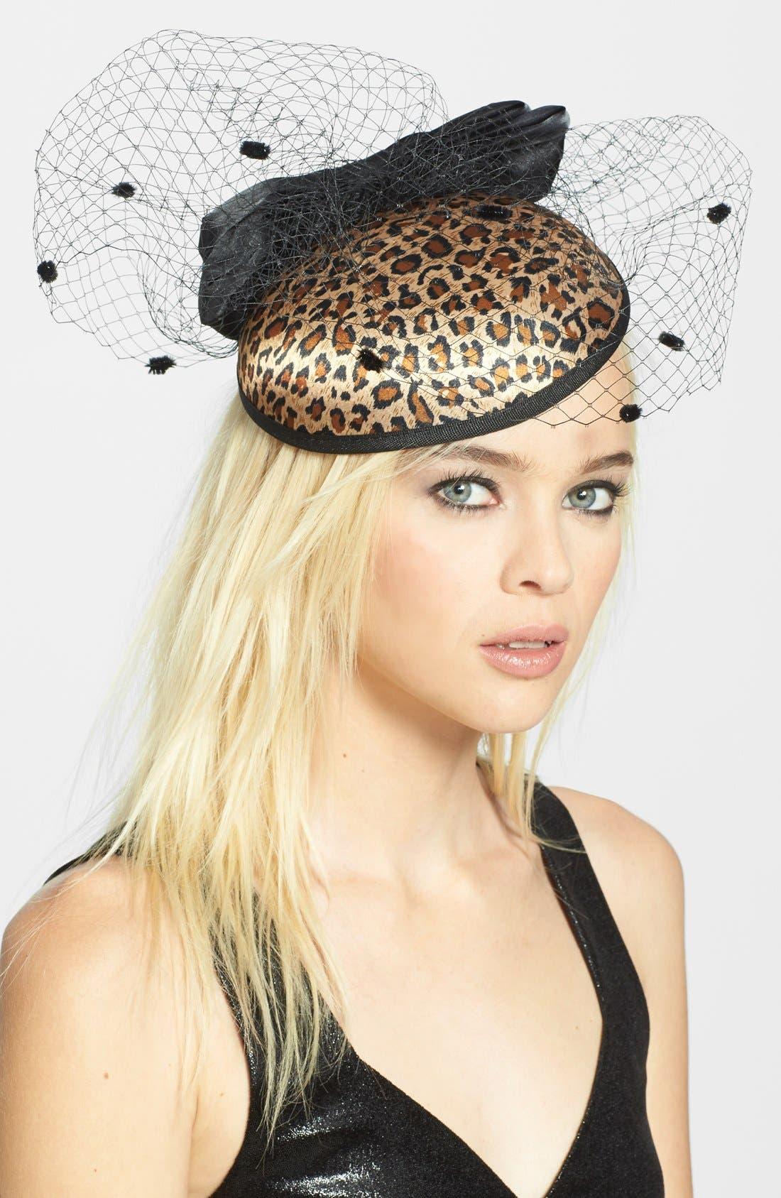 Alternate Image 1 Selected - Tasha 'Ferocious' Fascinator Headband