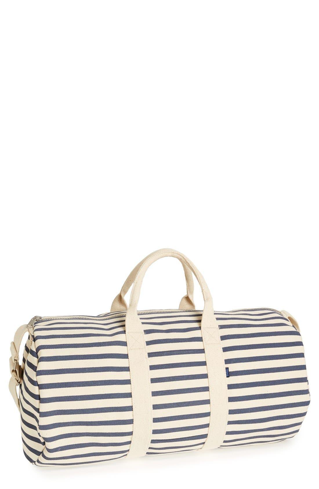 Alternate Image 1 Selected - Baggu® Canvas Duffel Bag (22 Inch)