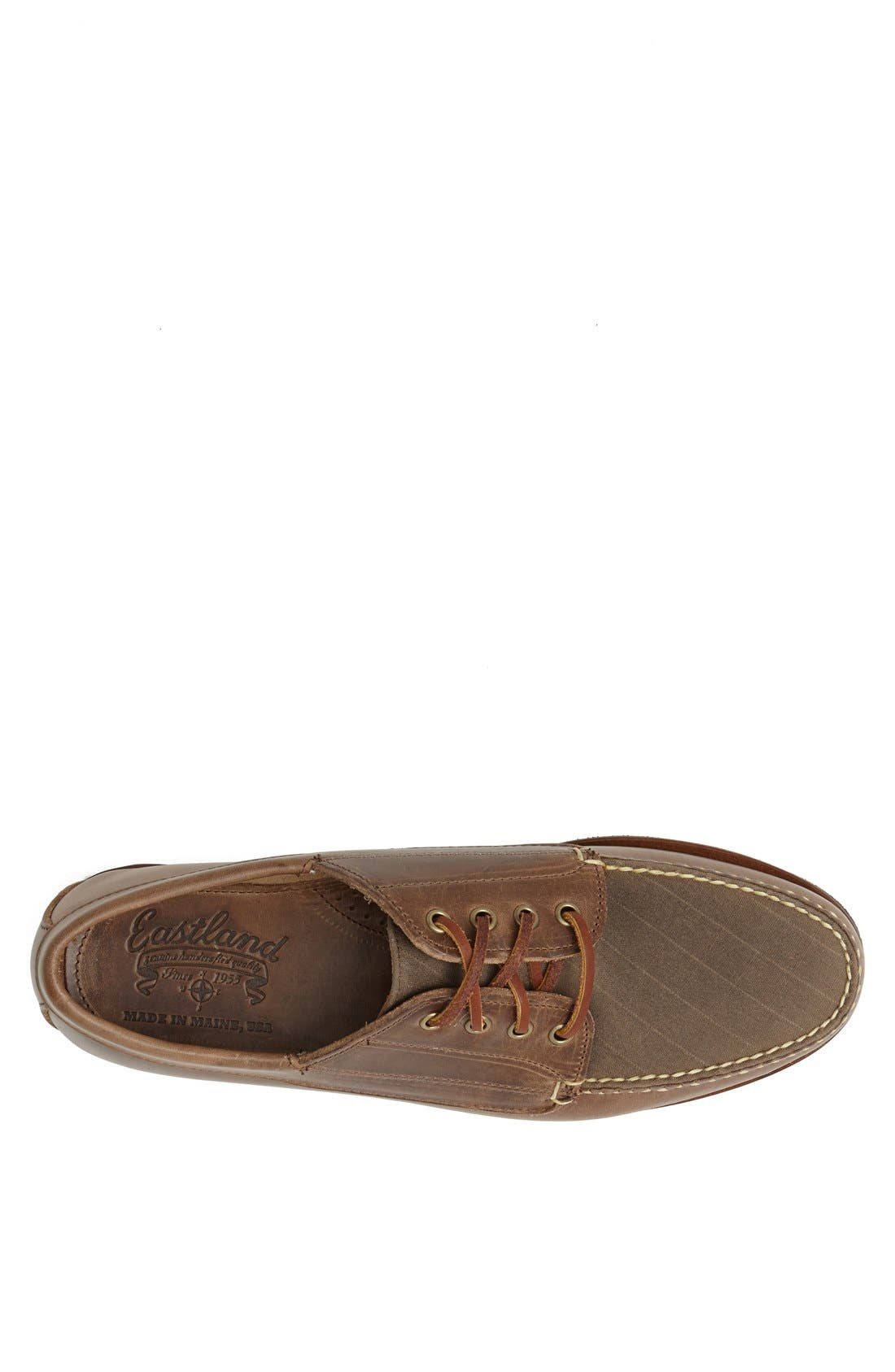 Alternate Image 3  - Eastland Made in Maine 'Falmouth USA' Boat Shoe