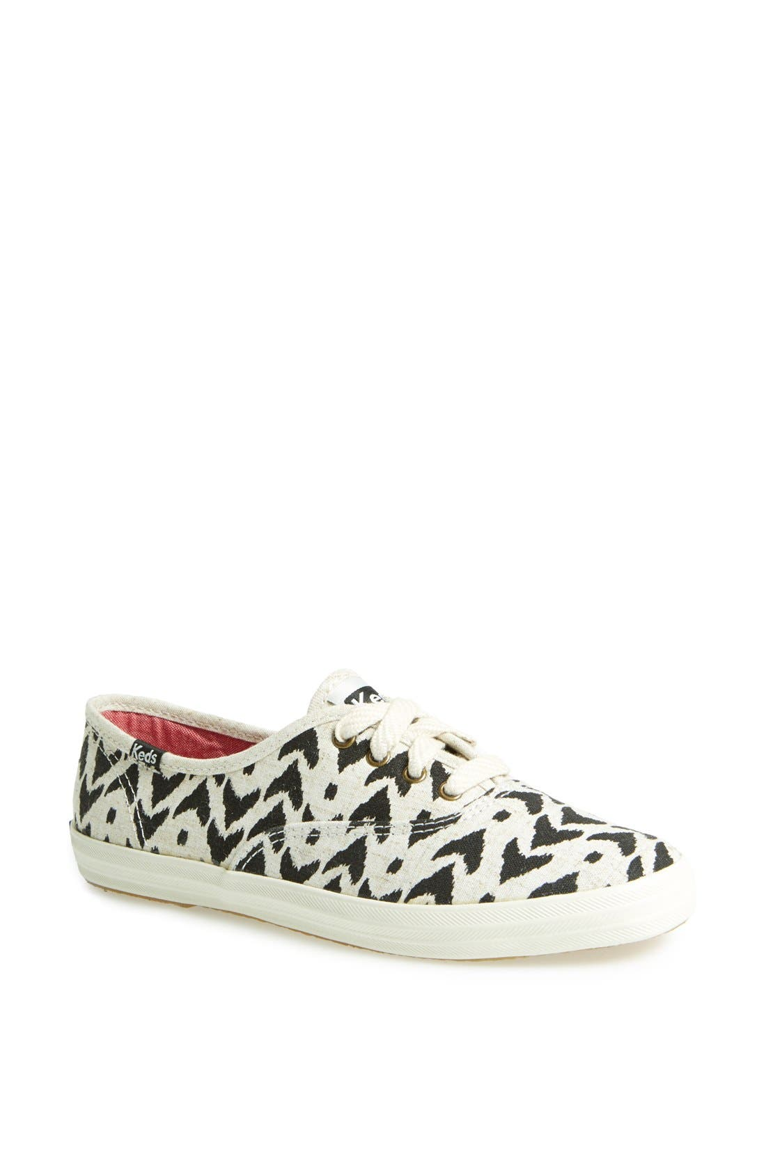 Alternate Image 1 Selected - Keds® 'Champion - Ikat' Sneaker (Women)