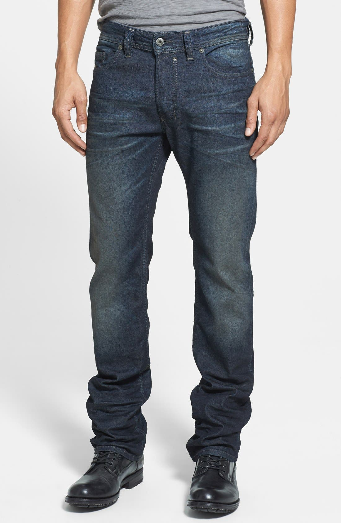 'Safado' Slim Fit Jeans,                         Main,                         color, 827K