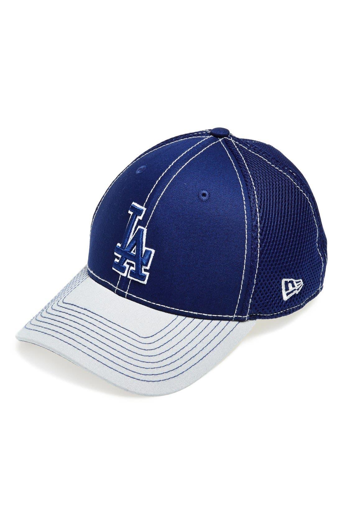 Main Image - New Era Cap '2Tone Neo - Los Angeles Dodgers' Baseball Cap