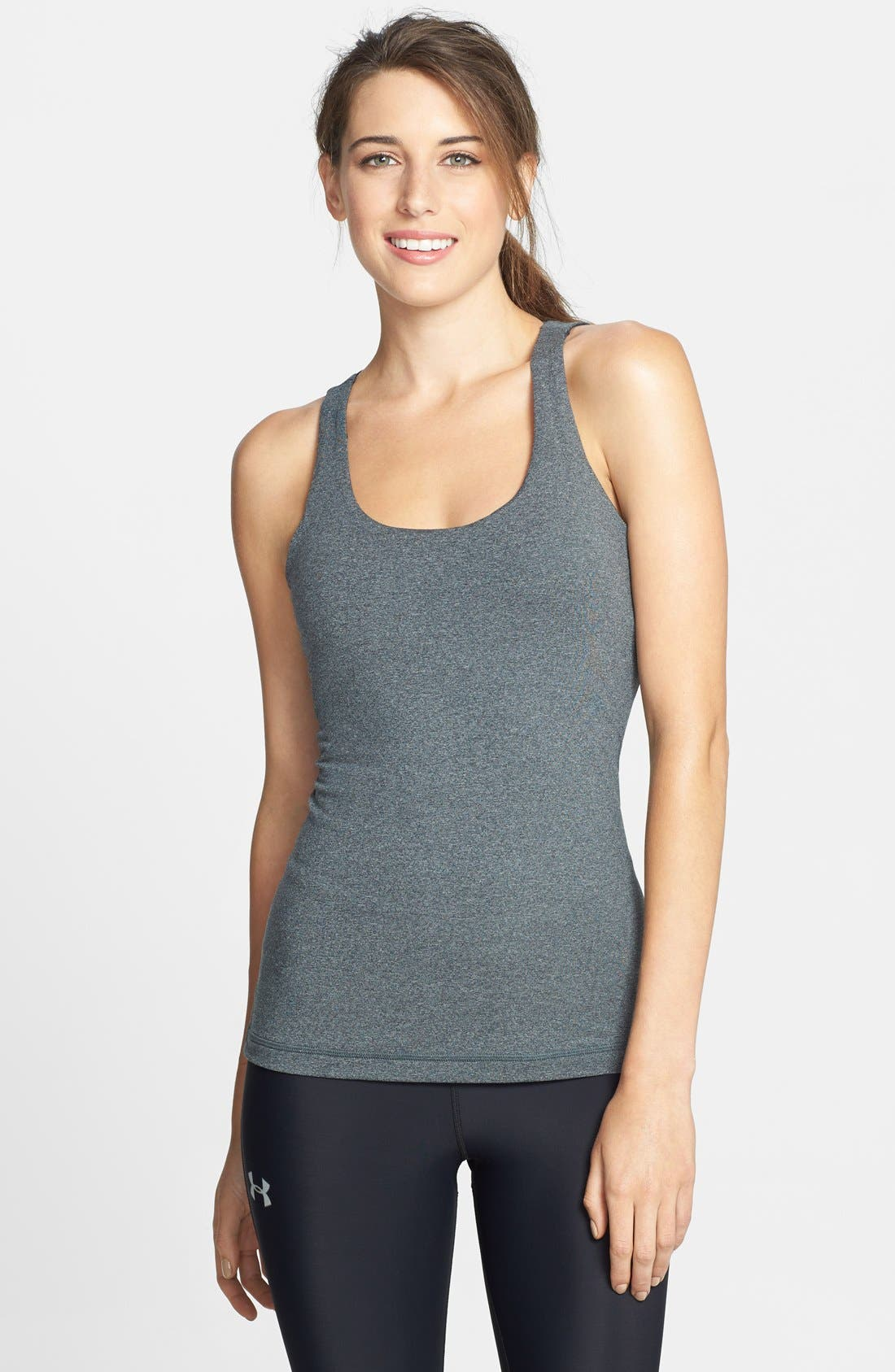 Alternate Image 1 Selected - Under Armour 'Back in Action' Tank