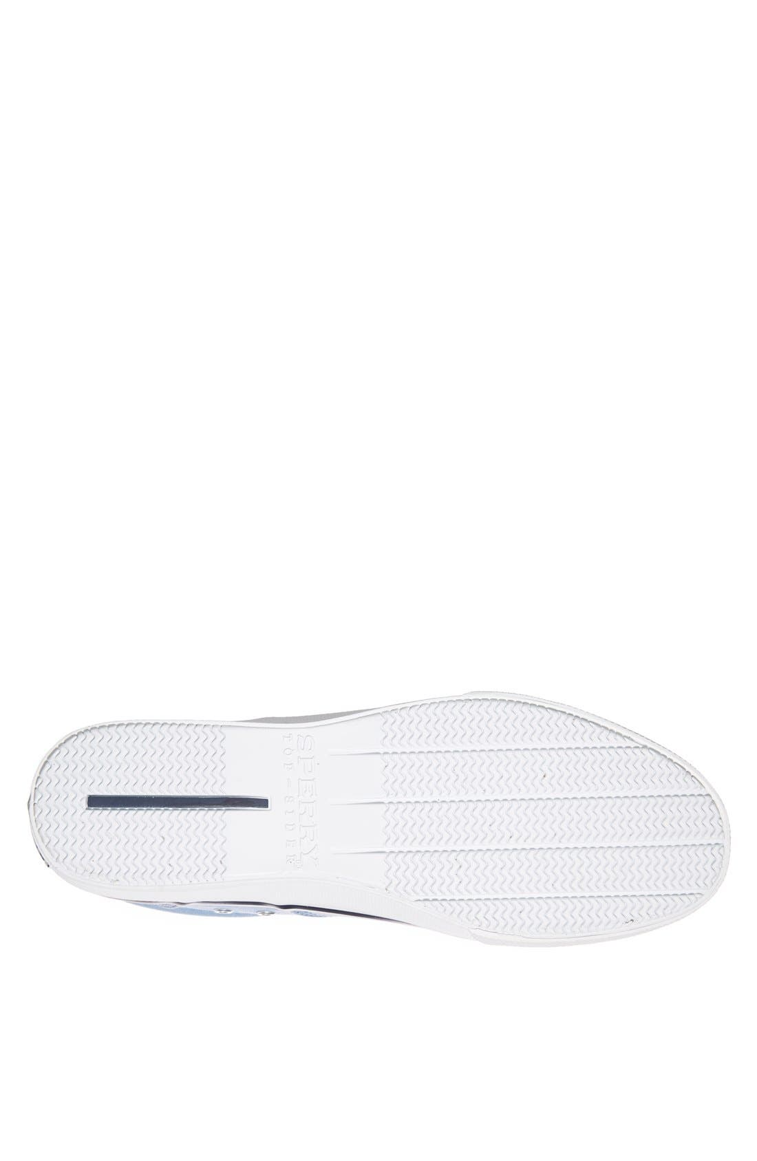 Alternate Image 4  - Sperry Top-Sider® 'CVO' Chambray Sneaker (Men)