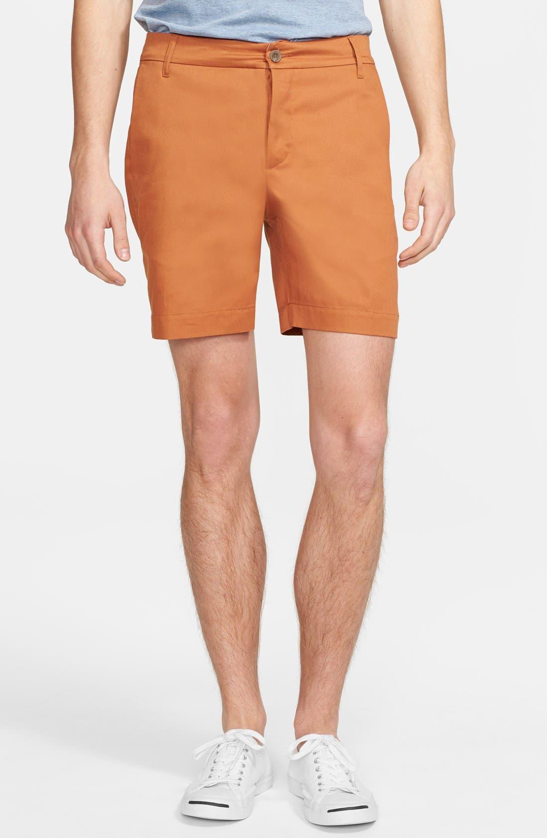 Alternate Image 1 Selected - Pendleton Portland Collection 'Parker Falls' Twill Shorts