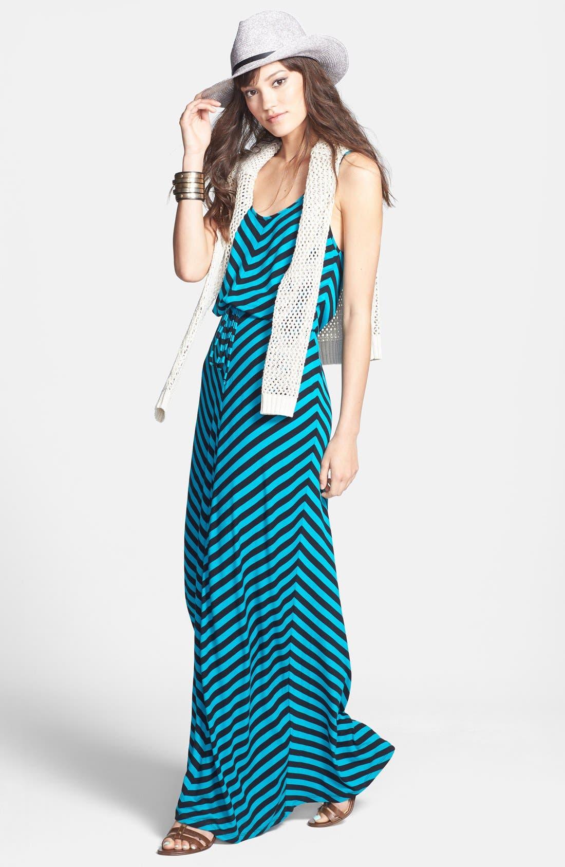 Alternate Image 4  - Cara Couture 'Gold Bar' Cuff