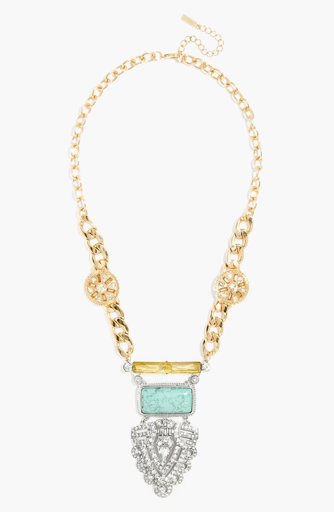 Alternate Image 1 Selected - BaubleBar 'Inca Priestess' Pendant Necklace