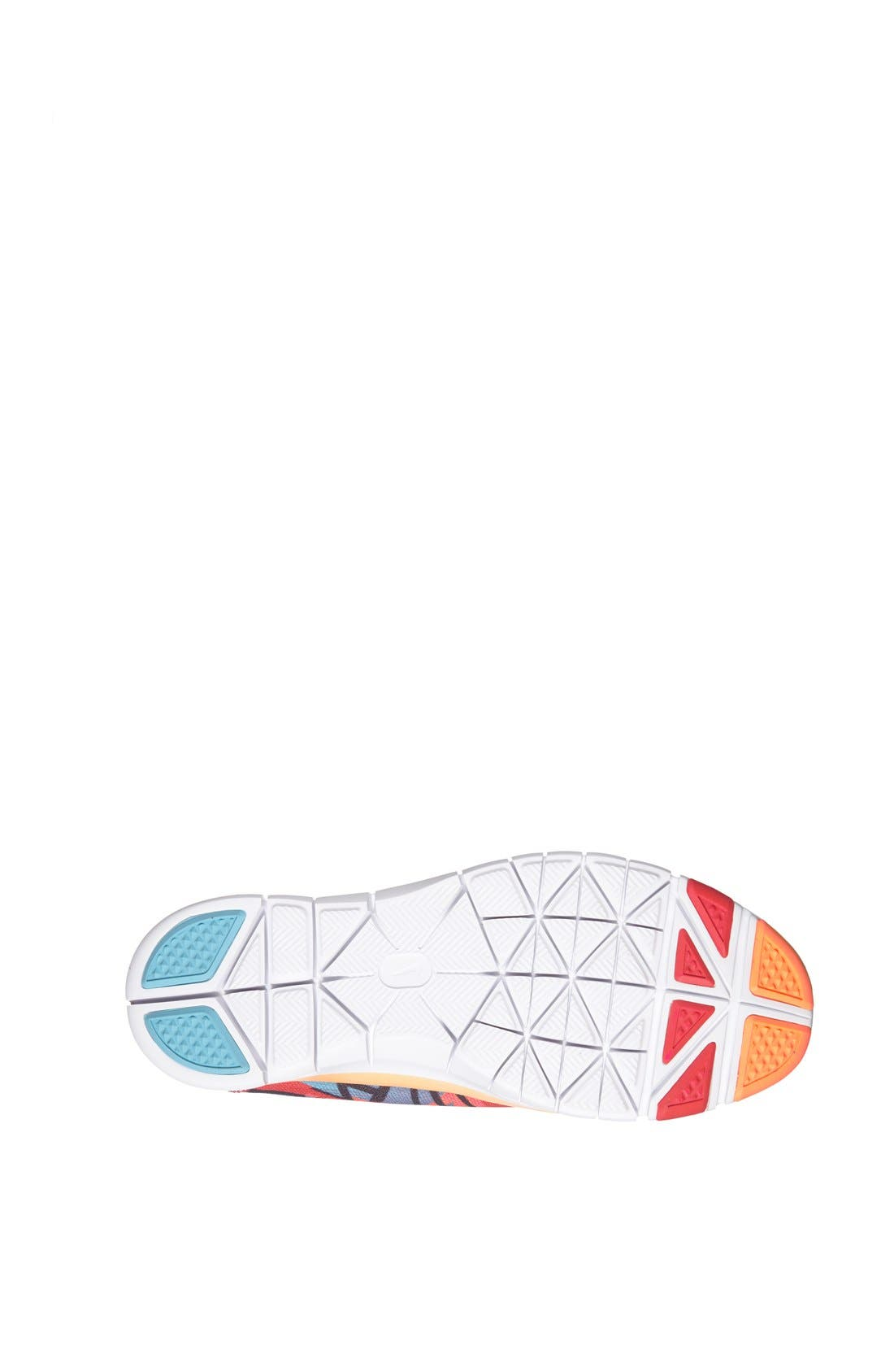 Alternate Image 4  - Nike 'Free 5.0 TR Fit 4' Print Training Shoe (Women)