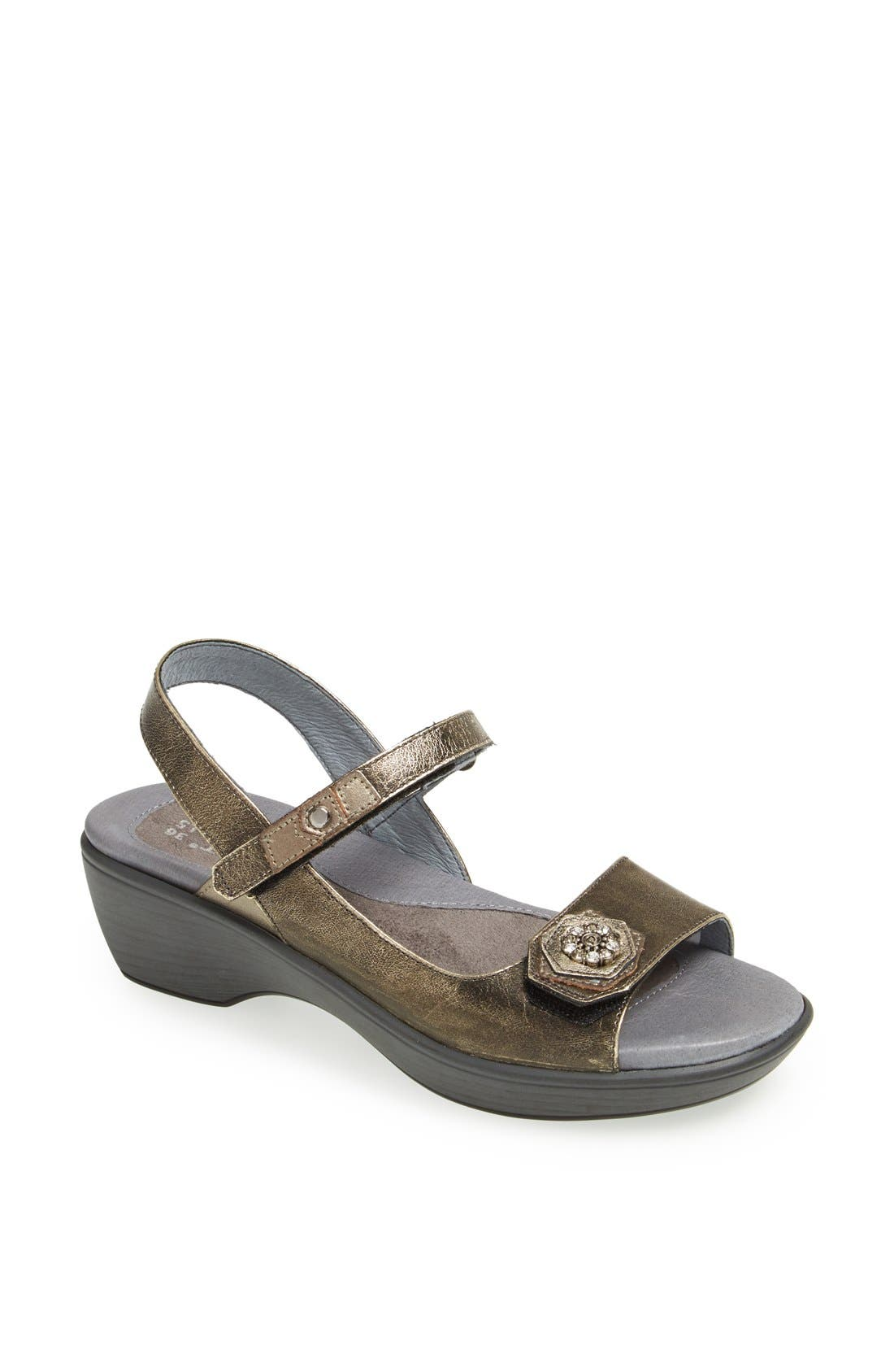 Alternate Image 1 Selected - Naot 'Reserve' Sandal