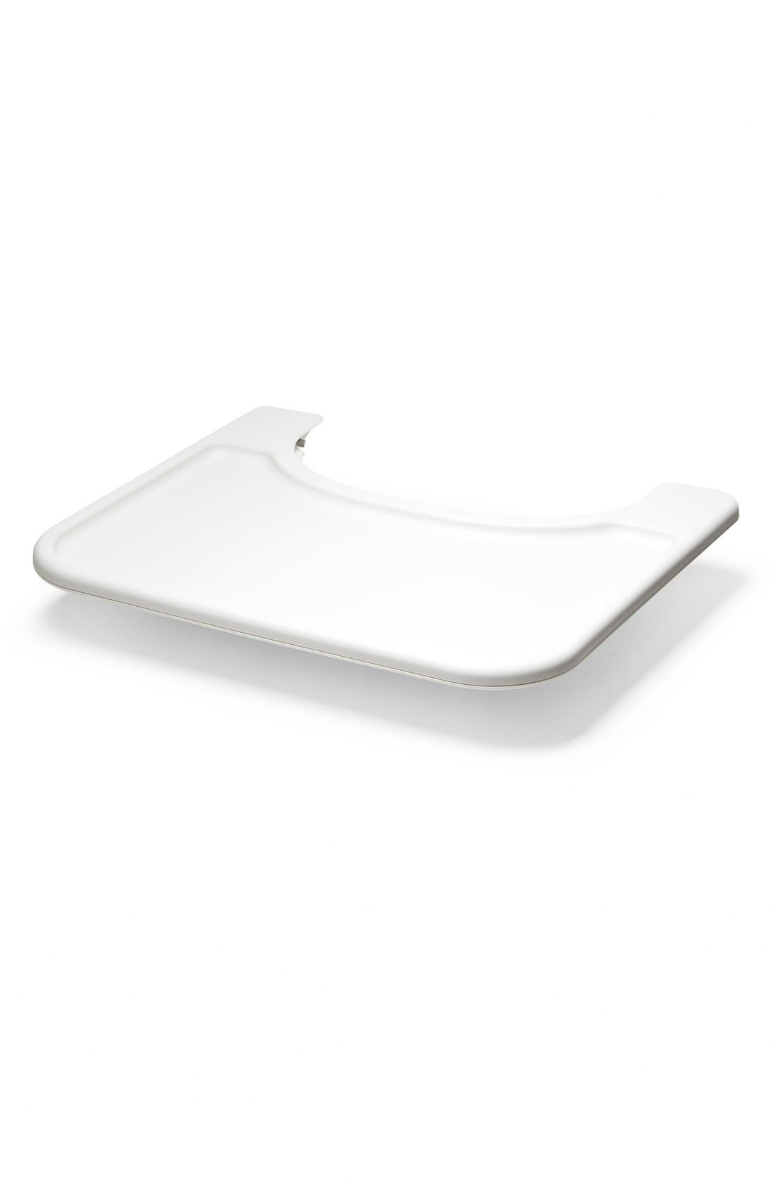 'Steps<sup>™</sup>' Baby Set Tray,                         Main,                         color, White