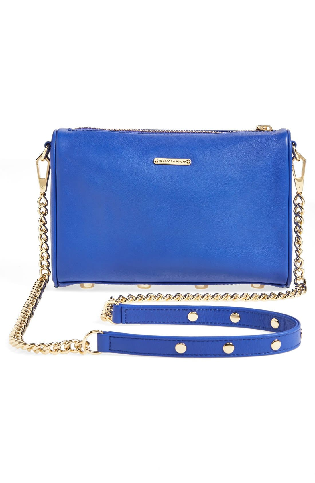 Alternate Image 4  - Rebecca Minkoff 'Mini 5 Zip' Convertible Crossbody Bag