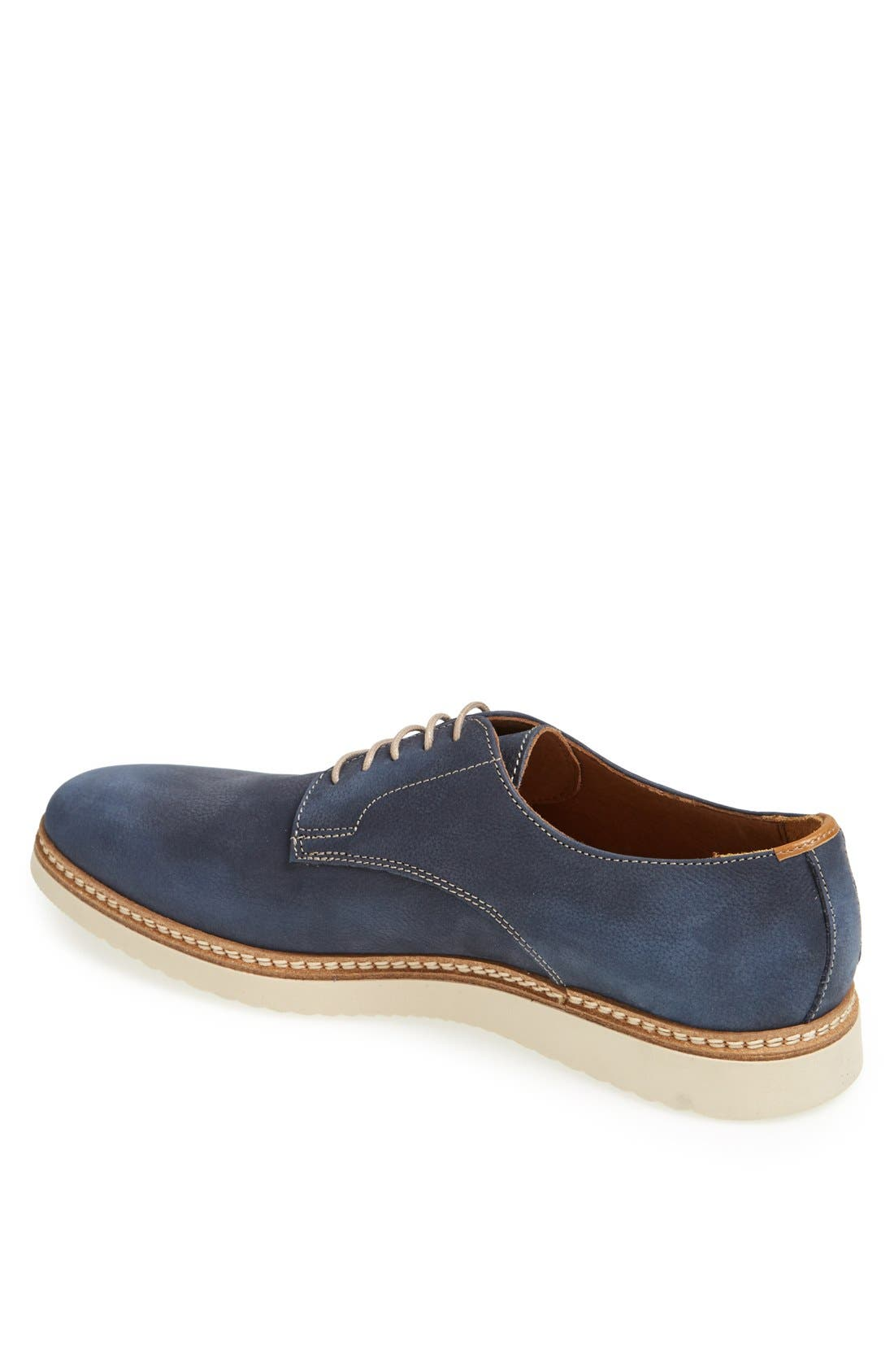 Alternate Image 2  - Modern Vintage 'Achilles' Plain Toe Derby